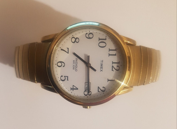 Reloj Timex Men Gold