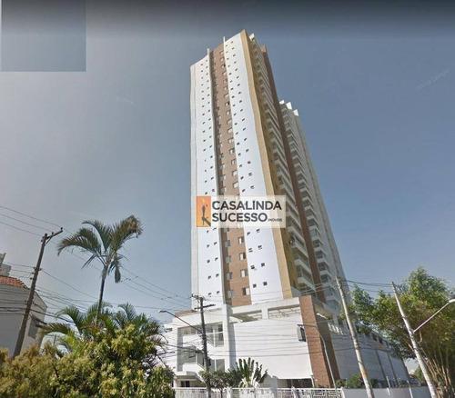 Imagem 1 de 21 de Apartamento Com 2 Dormitórios À Venda, 59 M² Por R$ 520.000,00 - Carrão - São Paulo/sp - Ap5740