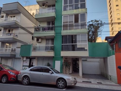 Imagem 1 de 7 de Apartamento 2 Dormitórios Ampla Sacada Em Balneário Camboriú