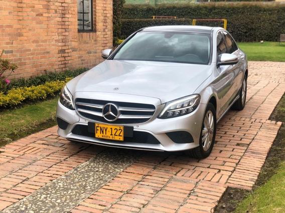 Mercedes Benz C180 Modelo 2019 1.6turbo Como Nuevo