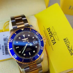 Relógio Invicta Pro Diver Automático 8928ob Original Misto