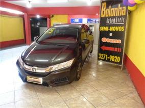 Honda City 1.5 Lx 16v Flex 4p Automático Classico