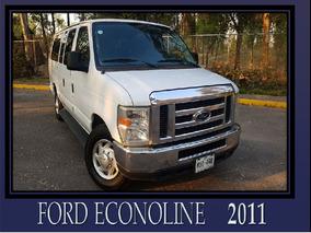 Ford Econoline 2011 15 Pasajeros