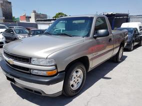 Chevrolet Silverado 5.3 2500 Cab Reg Paq A 4x2 Mt 2002