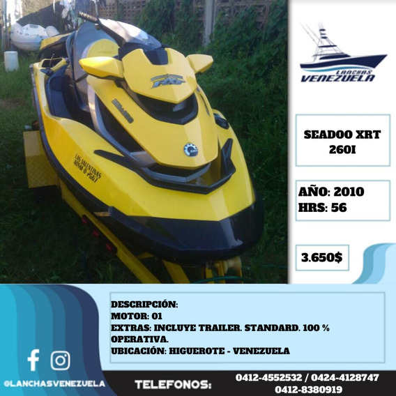 Moto Seadoo Xrt 260i Lv514