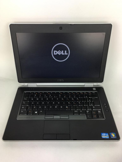 Notebook Dell E6430 I5 8gb Ram 500gb Hd + Garantia + Nf
