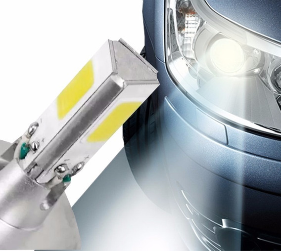 Kit Lampada Led Automotiva Xenon H4 3d