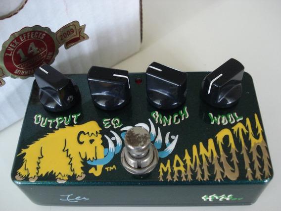 Fuzz Zvex Woolly Mammoth
