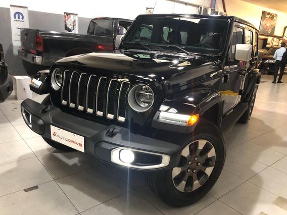 Jeep Wrangler Sahara Overland Autodrive