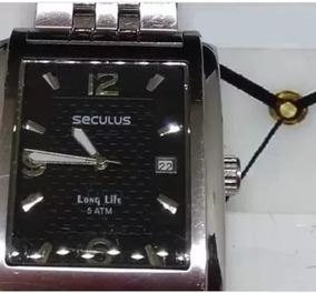 Relógio Seculus T02144 Masculino Webclock