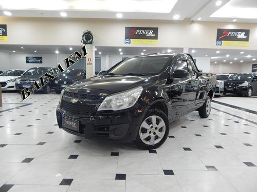 Imagem 1 de 13 de Chevrolet Montana 1.4 Mpfi Ls 8v Econoflex Baixa Km