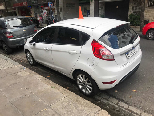 Ford Fiesta Kinectic  Titanium Autom Dsg   Full  2018