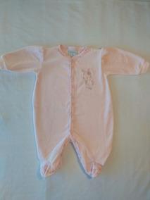 Kit 2 Macacões De Plush Bebê Menina Tilly Baby