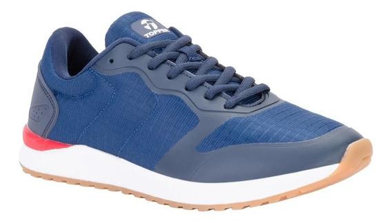 Zapatillas Topper Dakota Hombre Azul
