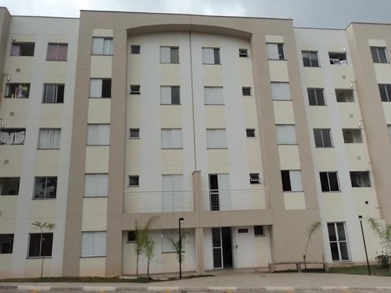 Apartamento Em Centro, Cotia/sp De 63m² 3 Quartos À Venda Por R$ 255.000,00 - Ap321396