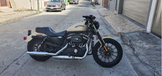 Seminueva Y Equipada Iron 883 Harley Davidson