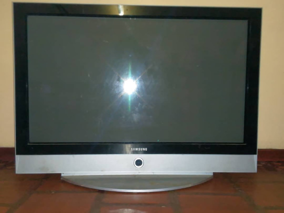 Oferton Tv Plasma 42 Pulgadas, Marca Samsung Para Repuesto