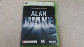 Jogo Xbox 360 Alan Wake