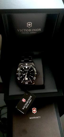 Relógio Victorinox 241798 - Novo Com Nf Em Seu Nome