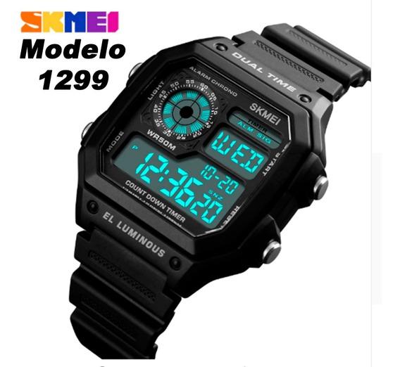 Relógio Skmei 1299 Lançamento Mundial