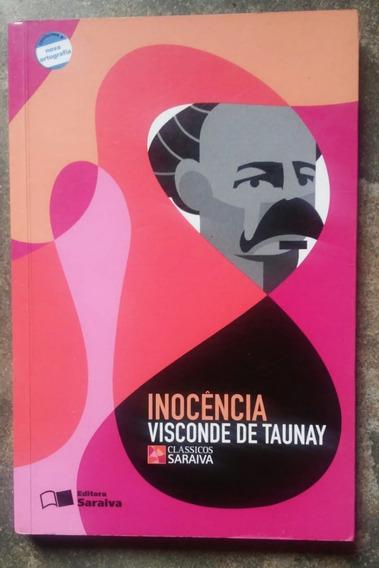 Livro Inocência -visconde De Taunay +suplemento De Atividade