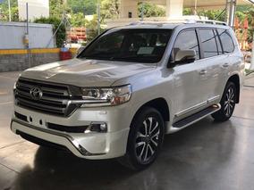 Toyota Sahara Lc200 Vxr Platinium Arabe 4.5 Diesel 0kms 2018