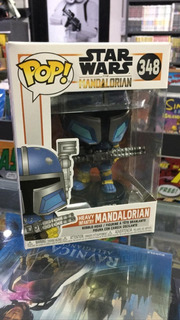 Funko Pop Star Wars: The Mandalorian - Heavy Infantry
