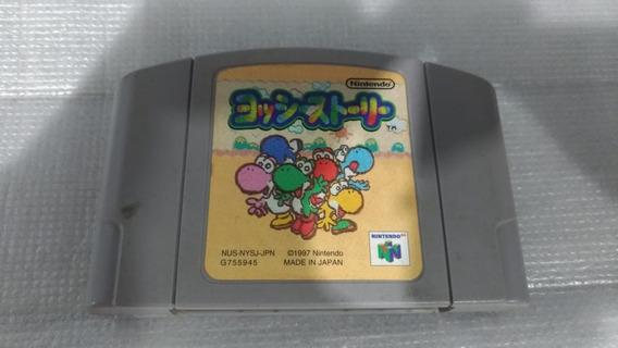 Yoshi Story Nintendo 64 Original -japonês