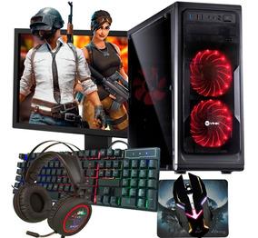 Pc Gamer Completo I5 - 4gb - Geforce Gtx1050 + Kit Gamer