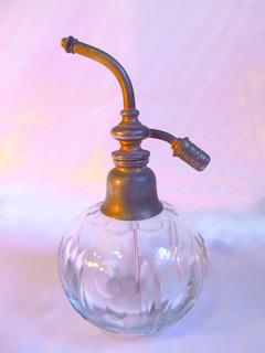 El Arcon Perfumero De Cristal Con Rociador 17 Envio Cm 563