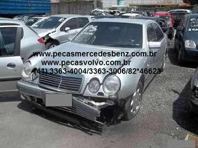 Mercedes E430 E320 E500 E420 Em Peças/motor/cambio/farol