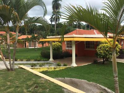Casa Amueblada Lista Por Vacaciones En Bahía De Samaná.