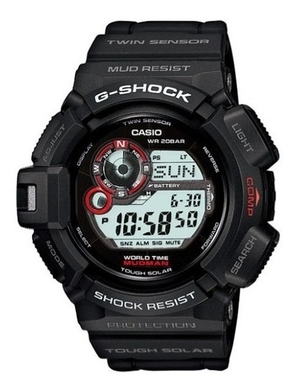 Relogio Casio G-shock G-9300-1d G9300 Mudman Em 12x S/ Juros