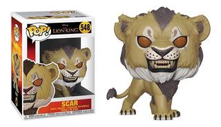 Funko Pop Scar #548 Rey Leon Disney Jugueterialeon