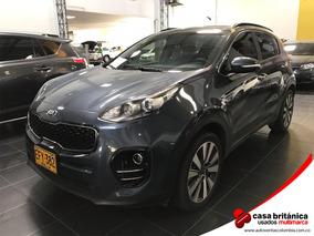 Kia Sportage Ql Con Techo Automatica 4x4 Gasolina