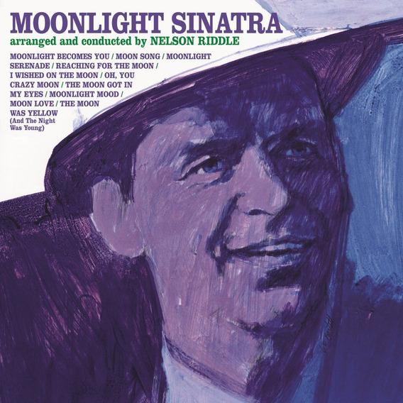 Vinilo Frank Sinatra Moonlight Sinatra Lp 180 Gr