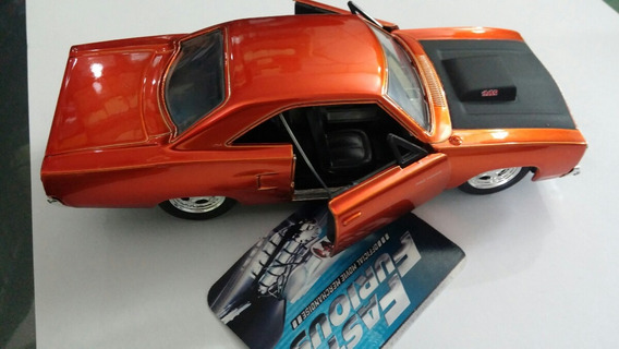 Miniatura Carro Velozes E Furiosos Plymouth