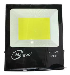 Reflector Led 200w Máxima Iluminación , Exteriores Smd 1500w