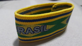 Pulseira Bracelete Brasil