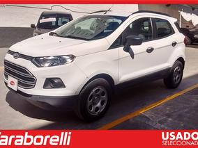 Ford Ecosport Se 1.6l Mt N 2014 Blanco Taraborelli Palermo