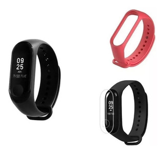 Xiaomi Mi Band 3 Smartwatch Reloj Inteligente Version Global + Film Pulsera