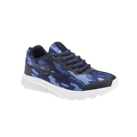 Zapatillas Topper Notae Iii Kids Azul - Corner Deportes