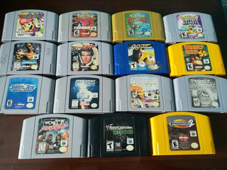 Juegos De Nintendo 64 Pokemon Mario