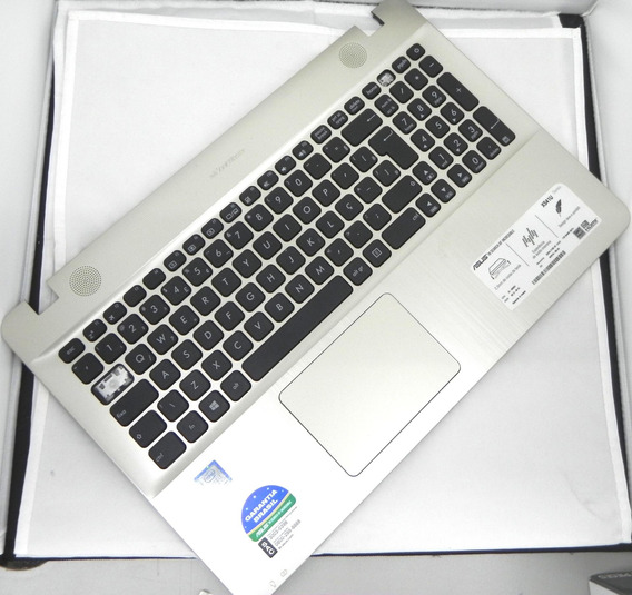 Kit 3 Teclas Teclado Asus X541 N U 0knb0-6723br00