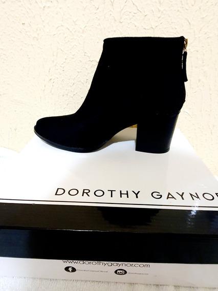 Botines Dorothy Gaynor #4.5 Negro