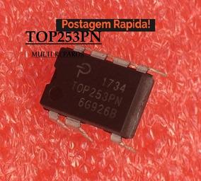 Ci Top253pn Placa Ar Condicionado Samsung Inverter 10 Peças