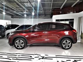 Honda Hr-v Exl 1.8 Flex Automático Cvt Ar Digital Couro