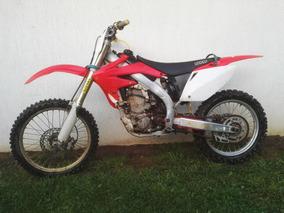 Vendo Moto Honda Crf 450 R