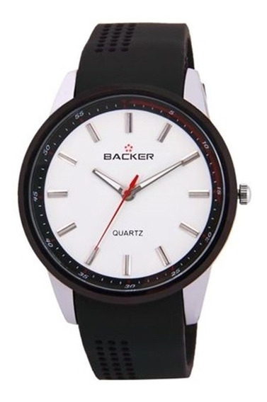 Relógio Backer Masculino 430112m Original Barato