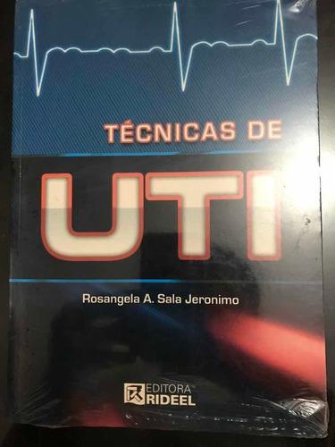 Imagem 1 de 2 de Técnicas De Uti